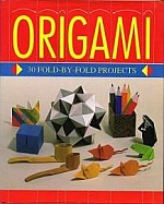 Origami: 30 Fold-by-Fold Projects : page 14.