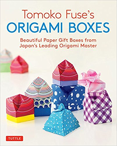 Origami Boxes : page 18.