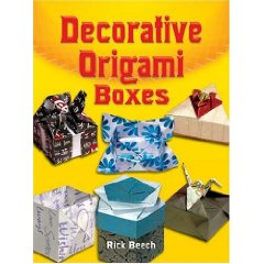 Decorative Origami Boxes : page 20.