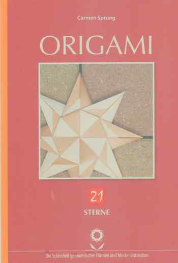 Origami Db Book Details Origami Sterne