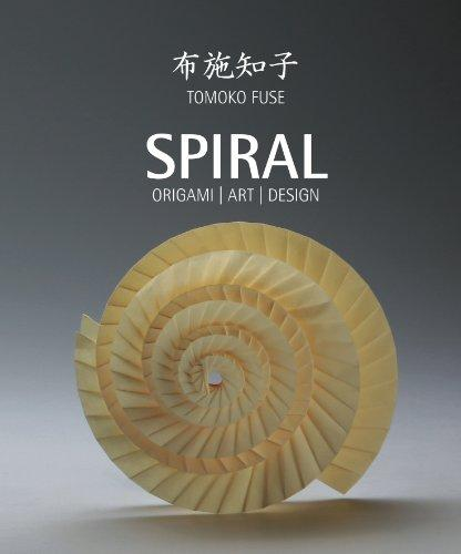 Spiral Origami Art Design : page 294.
