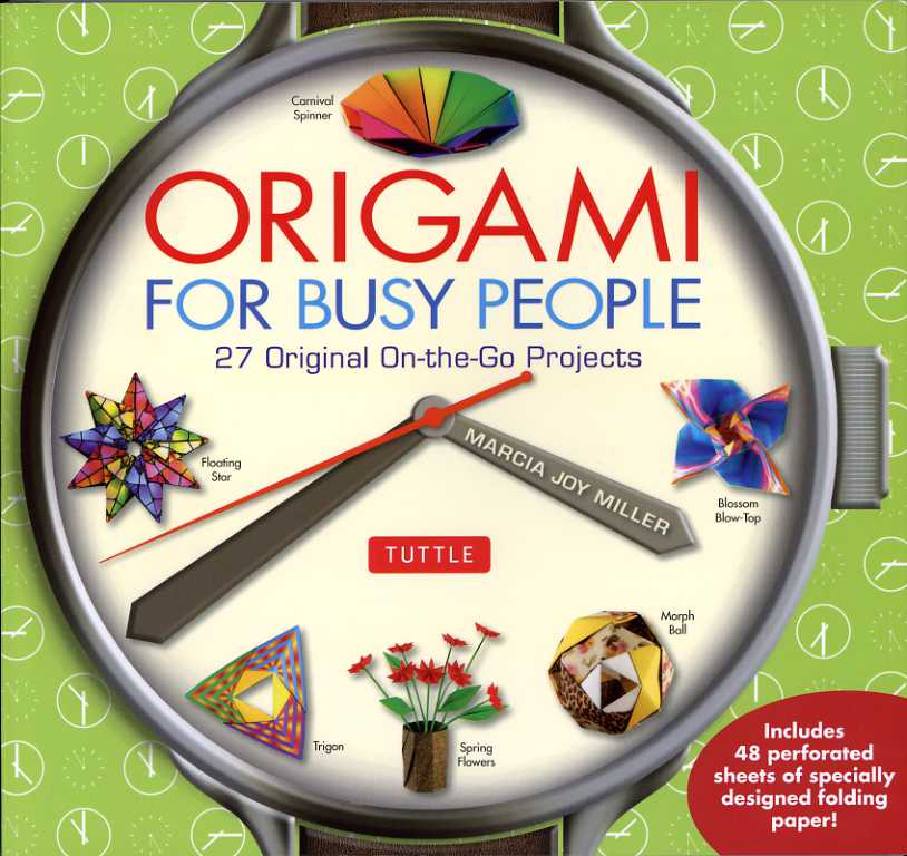 Origami for Busy People : page 94.