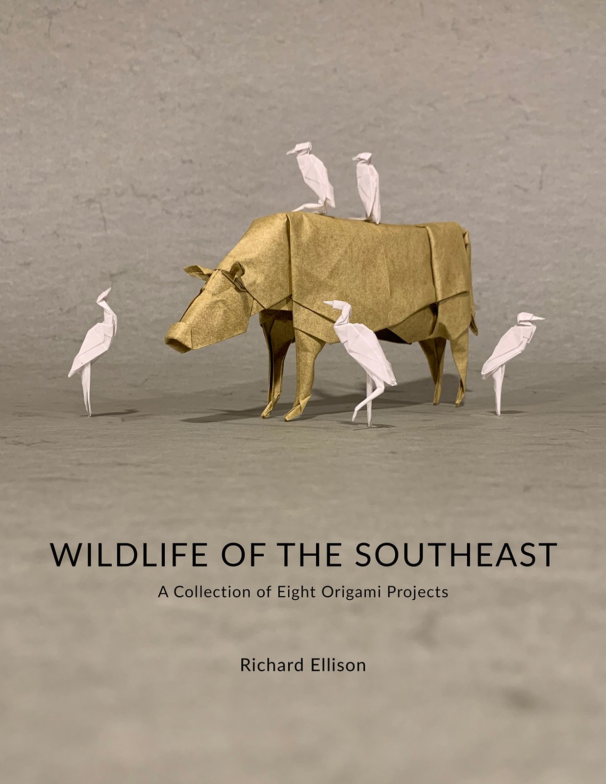 Wildlife of the Southeast: A Collection of Eight Origami Projects : page 29.