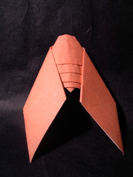 Birds Akira Yoshizawa | Gilad's Origami Page | 599x449