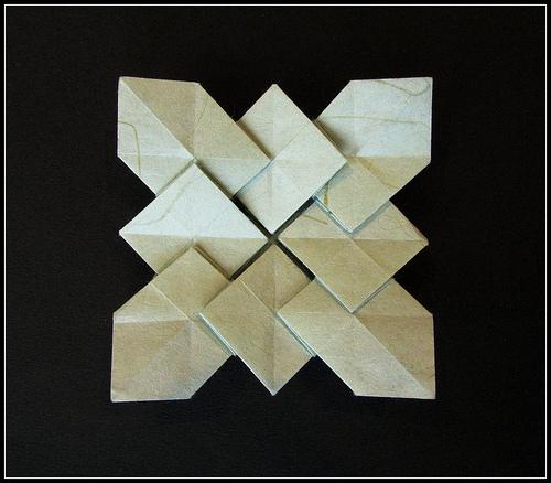 8 Easy Origami Ideas – Fun Paper Crafts - Clover Idea - Clover ... | 438x500