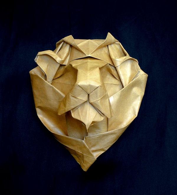 Origami Database - Creator Chinese Cat Mask